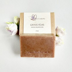Natural soap - lavender, tea tree with cinnamon