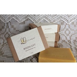 Natural soap with sea buckthorn oil, for dry, sensitive and allergic skin, babies