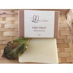 Natural soap with with oat milk, moisturizing, nourishing, anti-dry, refreshing, irritated skin