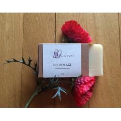 Natural soap, lavender, Jojoba oil, moistening, oily, mature skin