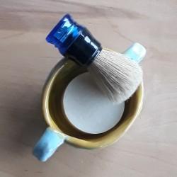 Natural handmade solid shaving soap