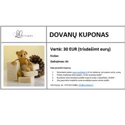 30 EUR gift voucher