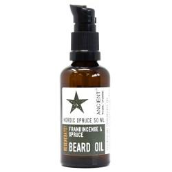 Nordic Spruce Beard oil
