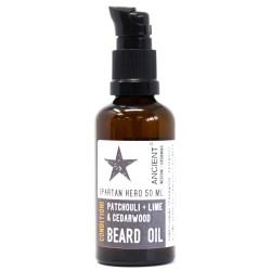 Spartan Hero Beard oil
