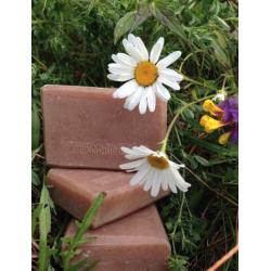 Natural handmade soap - lavender, tea tree with cinnamon